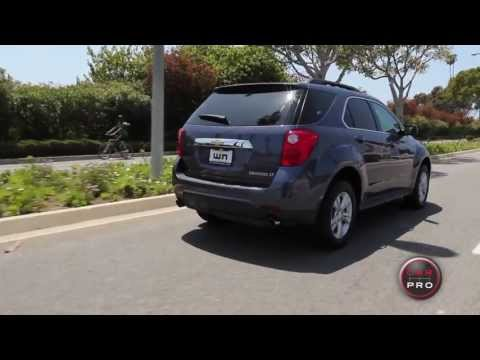 2013 Chevy Equinox Review & Test Drive by Heather Tyson for The Car Pro