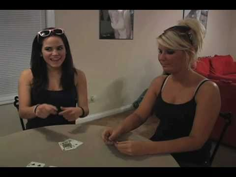 Playing Strip Poker