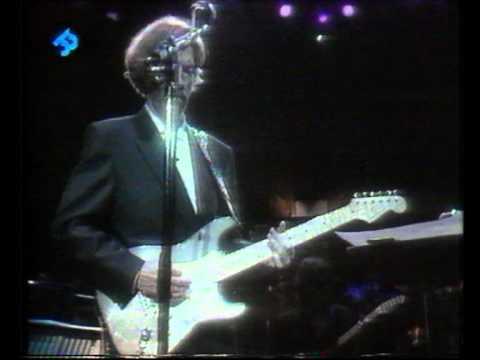 Hard Times - Eric Clapton @ 24 nights, 1990