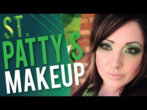 St Patricks Day Makeup [ENGLISCH]