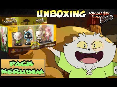 Unboxing Pack Kerubim.