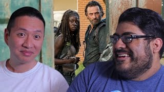 """The Walking Dead 7x12 """"Say Yes"""" Reaction and Review"""