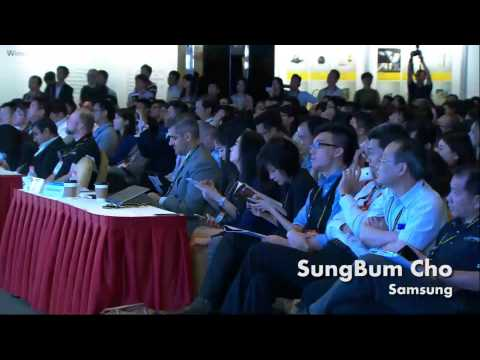 COMPUTEX TAIPEI 2015 Wearable Technology Forum- Samsung