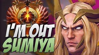 Sumiya Invoker - Crazy Rank #1 | Dota Gameplay