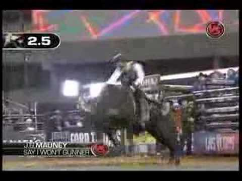 JB Mauney VS Say I Won't Gunner Video