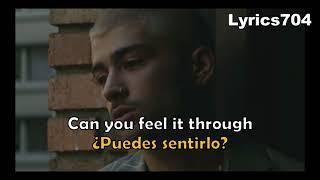 ZAYN Ft. Sia - Dusk Till Dawn (Lyrics & Sub Español)