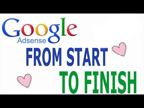 How To Setup Google Adsense 2016 From Start To Finish - Adsense Tutorial