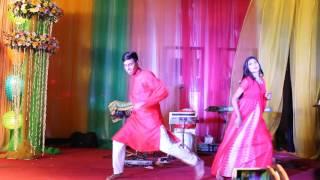 Emotional Saiyan......holud dance