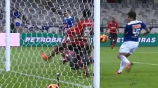 Cruzeiro 2x1 Flamengo - Copa do Brasil 2013