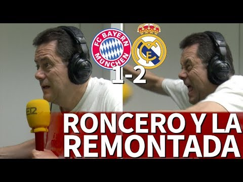 Bayern 1-2 Real Madrid | Y Roncero volvió a superarse: reacción TOP al gol de Asensio | Diario AS thumbnail