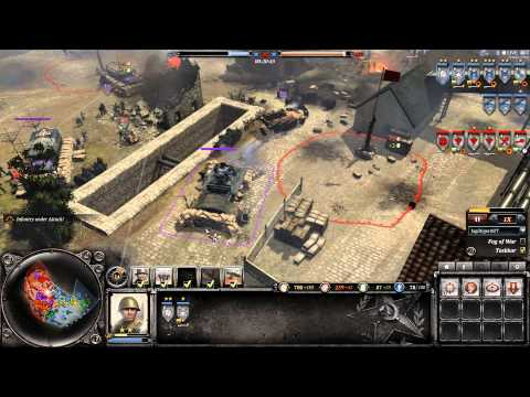 Company of Heroes 2- Penal Battalion Is best Battalion