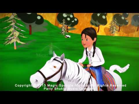 Animated Rhymes For Kids In English | Animated Kids Song | Animated Poem video