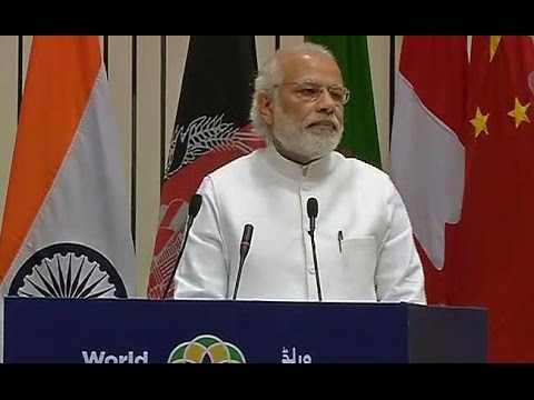 PM Modi : India Has Space For Minorities, Non-Believers | Full Video Footage