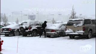 2-2-16 Rochester, MN Snowstorm