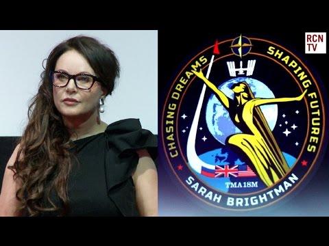 Sarah Brightman International Space Station Press Conference