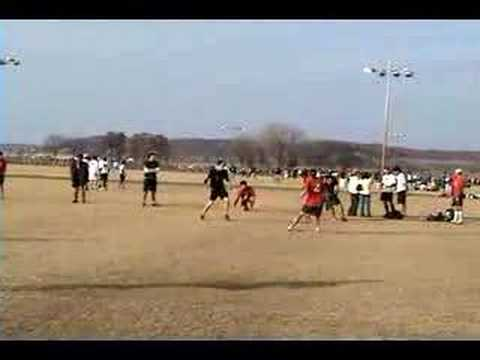 Berzerker Ultimate 2007-2008 Highlight reel (Part 2 of 4) Video