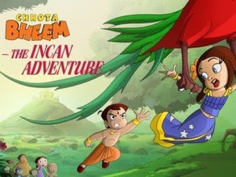 Chhota Bheem - Incan Adventure video