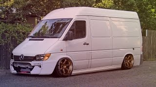 Virtual Tuning - Mercedes Sprinter #150