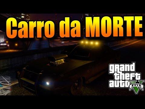 GTA V: NOVO CARRO RARO! DUKE DA MORTE! (Duke of Death) LOCALIZAÇÃO E GAMEPLAY!