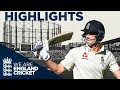 Denly Puts England In Control | The Ashes Day 3 Highlights | ...