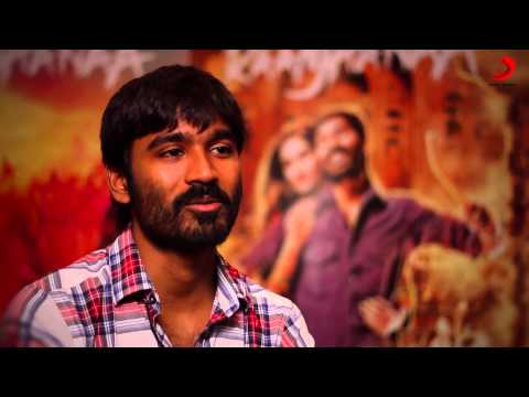 Dhanush Interview – Raanjhanaa Part 1