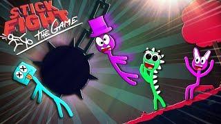 Zombeys größtes Kunststück! - Stick Fight: The Game