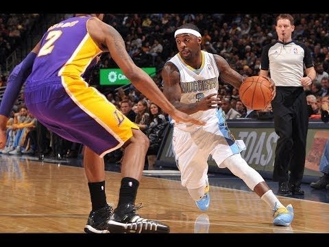 Top 10 NBA Crossovers of the 2013-2014 Regular Season