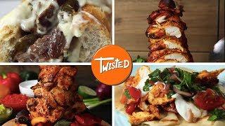 5 Twisted Kebab Towers  | Twisted