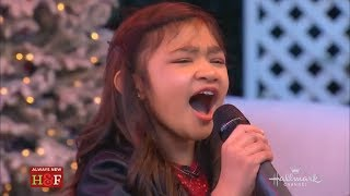 Angelica Hale 34 All I Want For Christmas Is You 34 Hallmark Live Tv Performance Hd