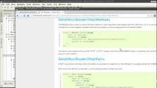 Zend Framework 2 tutorials