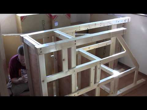 sure bunk bed making instructions