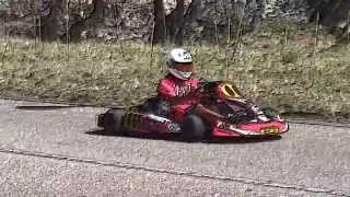 Esibizione Kart Villanova 06-07-2014 By Miky-Video