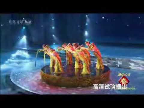 飞天(古典舞女子群舞—— 2008春晚节目)