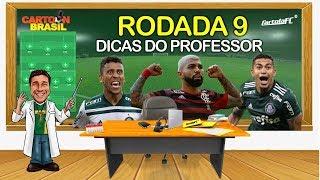 DICAS RODADA 9 - CARTOLA FC 2019 - Análise e Escalação