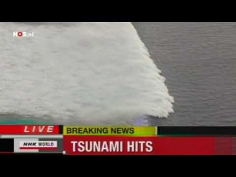Tsunami In Japan [ Part 1 ] video