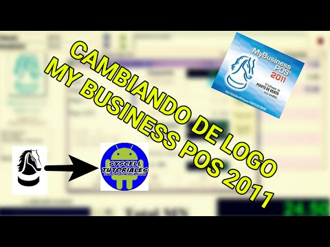 como cambiar logo en my business pos 2011