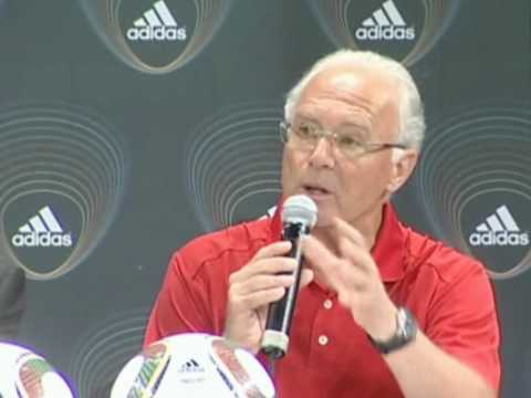 FIFA World Cup 2010 - Franz Beckenbauer on Schweinsteiger and the reasons for Germany's success