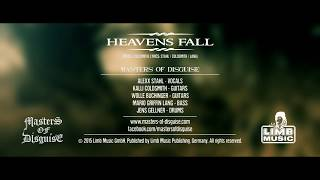 MASTERS OF DISGUISE - Heaven Fall