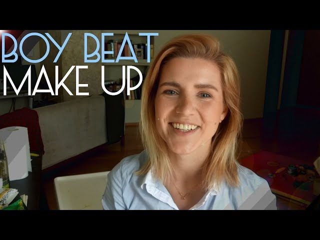 Тренд на несовершенства / Boy beat макияж