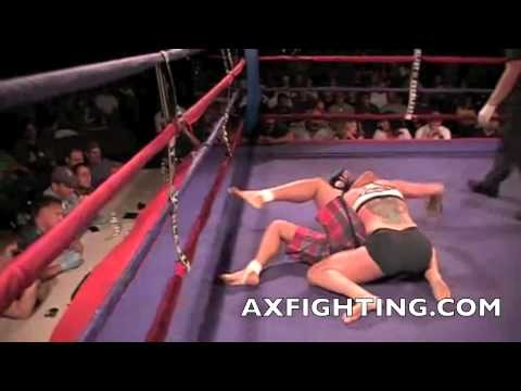 AX Fighting #34 - Erika Arroyo vs Tiffany Baker