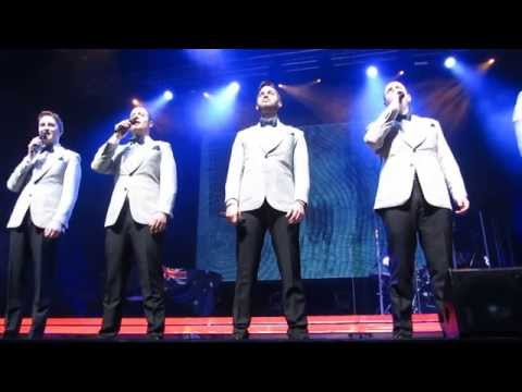 The Ten Tenors, Seize The Day video