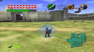 Espada Infinita, Megaflip y Superslide [Glitches Ocarina of Time]