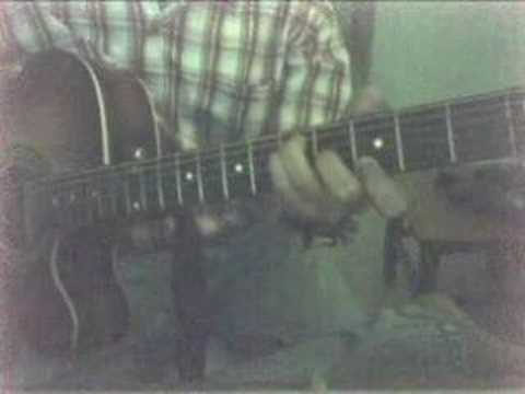 Sun Re Sajania - On Acoustic Guitar