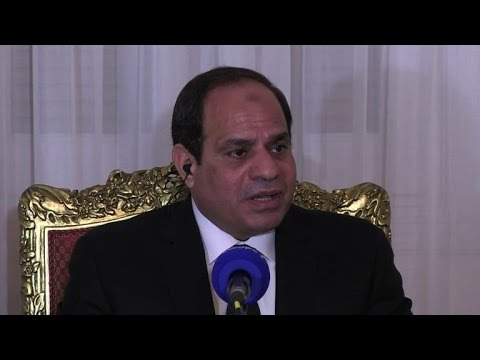 Egypt calls for global coalition to fight Libya's jihadists