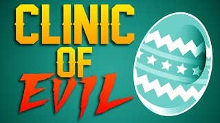 Clinic Of Evil Easter Egg Tutorial (COD WaW Custom Zombies Maps)