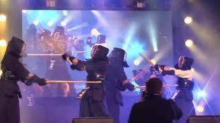 Japan Festival Amstelveen - Kendo Renshinjuku 剣道 錬心塾 (4 november 2018)
