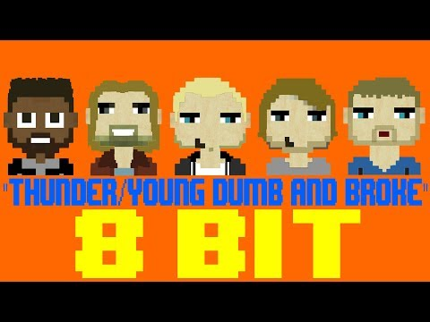Thunder/Young Dumb & Broke (Medley) [8 Bit Tribute to Imagine Dragons & Khalid] - 8 Bit Universe
