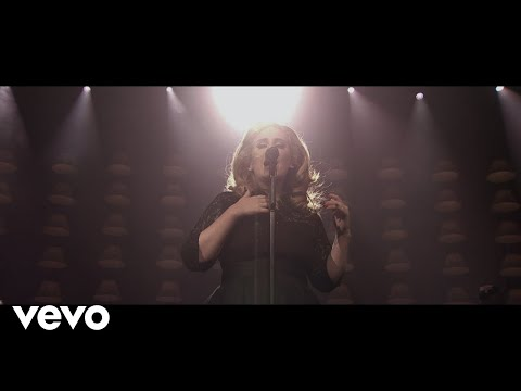 Adele - Set Fire To The Rain (Live at The Royal Albert Hall) Music Videos
