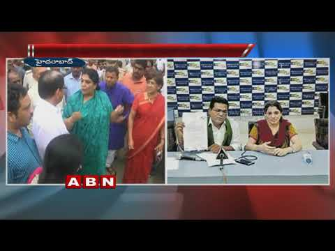 Criminal case filed against Renuka Chowdary | ABN Telugu