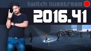 Livestream 2016 #41 - INSIDE